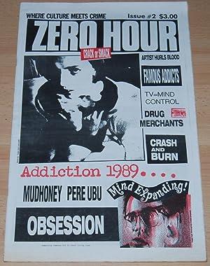 Zero Hour, Issue 2 : Where Culture: Jones, Jim (ed.)