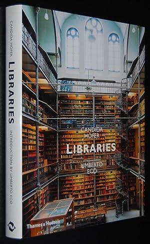 Libraries: Candida Hofer ;