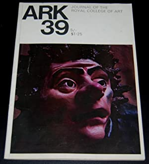 Ark 39 : The Journal of the: Anthony, Laurence (editor)