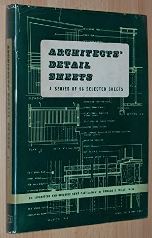 Architects' Detail Sheets : A Series of 96 Selected Sheets