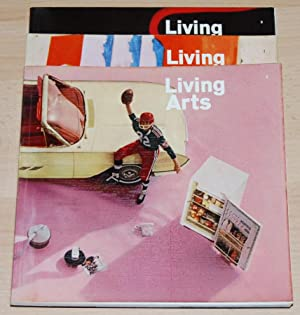 Living Arts : numbers 1-3 [complete set]