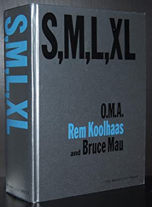 Small, medium, large, extra-large : Office for: Rem Koolhaas ;