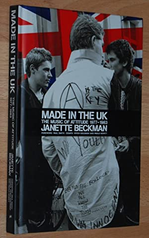 Made in the UK : The Music of Attitude 1977-1983