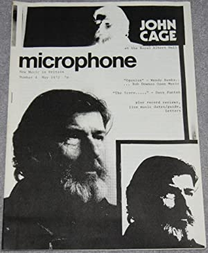 Microphone : New Music in Britain no. 4, May 1972