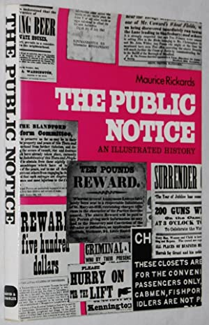 Public Notice : An Illustrated History