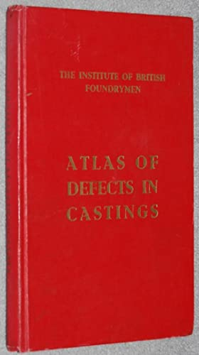Atlas of Defects in Castings