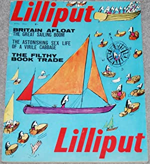 Lilliput, April 1960, vol. 46, no. 4, issue no. 274