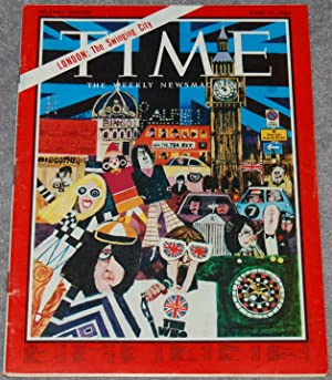Time : The Weekly Newsmagazine, April 15, 1966, vo. 87, no. 15 : London : The Swinging City