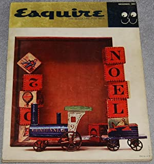 Esquire : The Magazine for Men, December 1957, vol. XLVIII, no. 6, whole no. 289