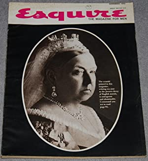 Esquire : The Magazine for Men, November 1963, vol. LX, no. 5, whole no. 360
