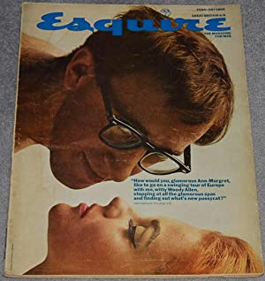 Esquire : The Magazine for Men, February 1966, vol. LXV, no. 2, whole no. 387