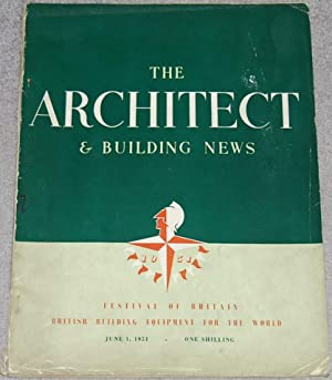 The Architect and Building News, June 1, 1951, vol. 199, no. 4302