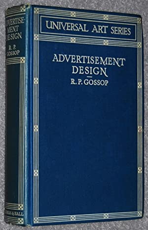 Advertisement Design (Universal Art Series)