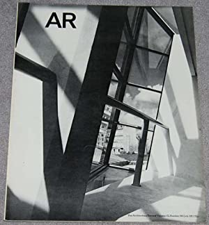 The Architectural Review, volume 150, number 893, July 1971