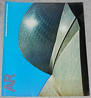 The Architectural Review, volume 154, number 919, September 1973