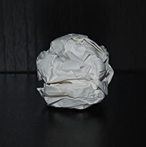 Work no. 88 : a sheet of A4 paper crumpled into a ball: Creed, Martin ; Higgs, Matthew