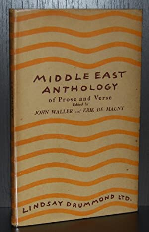 Middle East Anthology of Prose and Verse: John Waller (editor)