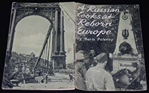 A Russian Looks at Reborn Europe