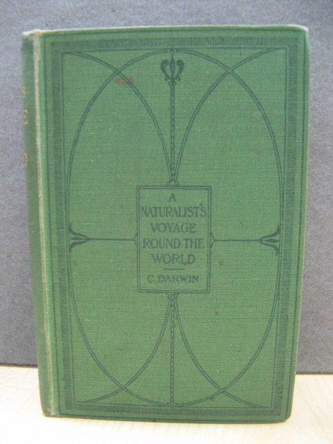 A Naturalist's Voyage Round the World: Darwin, Charles