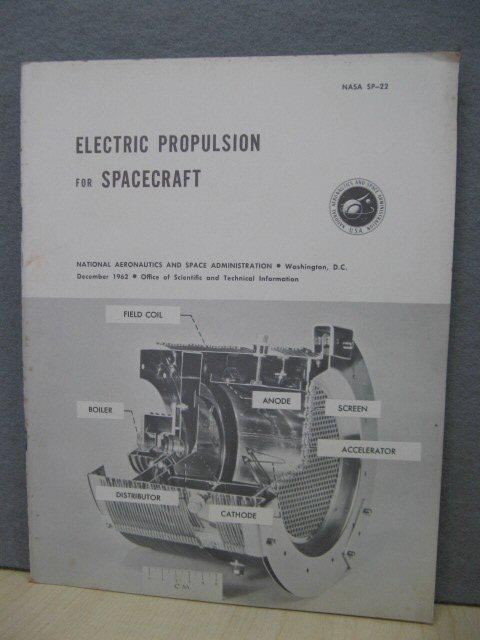 spacecraft propulsion electric - photo #19
