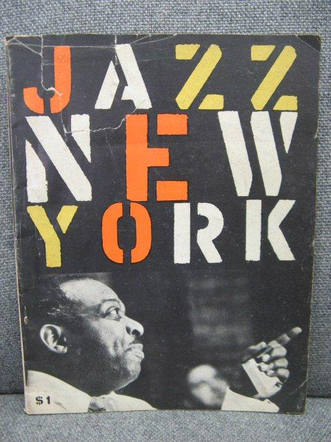 The First Annual: New York Jazz Festival: Friedman, Don; Joffe,