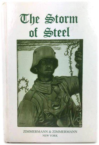 The Storm of Steel: From the Diary: Junger, Ernst