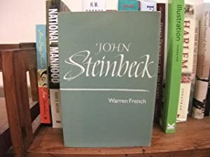 John Steinbeck (Twayne's United States Authors Series; 2): French, Warren