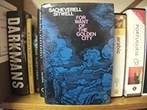 For Want of the Golden City: Sitwell, Sacheverell