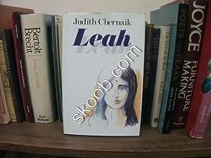 Leah: Chernaik, Judith