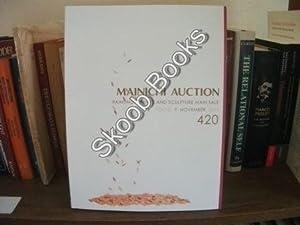 Mainichi Auction: Painting, Prints and Sculpture: Main: Mainichi