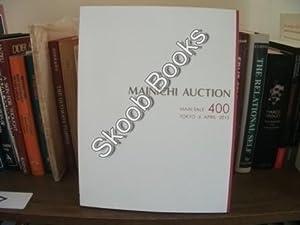 Mainichi Auction: Main Sale: 6 April 2013: Mainichi