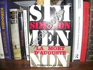 La Mort D'Auguste: Simenon, Georges