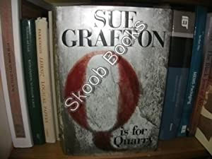 Q is for Quarry: Grafton, Sue