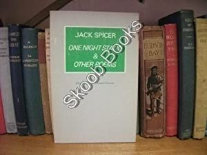 One Night Stand & Other Poems: Spicer, Jack