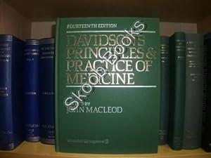 Davidson's Principles and Practice of Medicine: MacLeod, John (ed.)