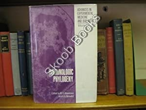 Immunologic Phylogeny (Advances in Experimental Medicine and Biology; v. 64): Hildemann, W. H.; ...