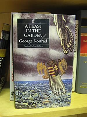 A Feast in the Garden: Konrad, George