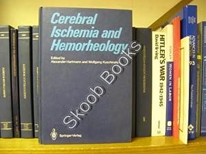Cerebral Ischemia and Hemorheology: Hartmann, Alexander; Kuschinsky, Wolfgang (eds.)