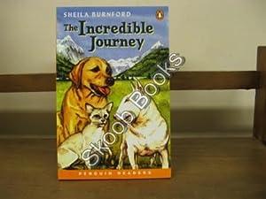 The Incredible Journey (Penguin Readers): Burnford, Sheila; Strange,