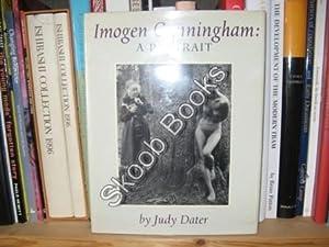 Imogen Cunningham: A Portrait: Dater, Judy