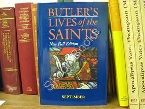 Butler's Lives of the Saints: September: Fawcett Thomas, Sarah