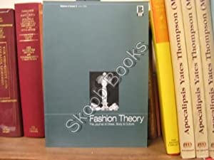 Fashion Theory: The Journal of Dress, Body: Steele, Dr. Valerie
