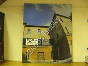 Form Specific: Arteast Exhibition: Soban, Tomara (ed.)
