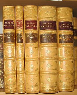 Modern Painters: Volumes I - V: Ruskin, John