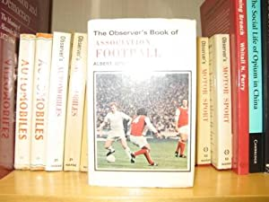 The Observer's Book of Association Football: Sewell, Albert