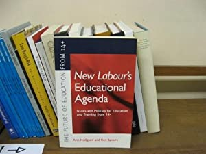 New Labour's Educational Agenda: Issues and Policies for Education and Training from 14+ (The ...