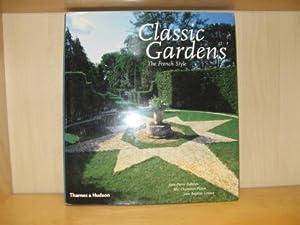Classic Gardens: The French Style: Babelon, Jean-Pierre; Chamblas-Ploton, Mic
