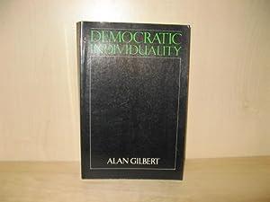 Democratic Individuality: Gilbert, Alan
