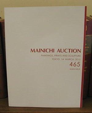 Mainichi Auction: Paintings, Prints and Sculpture 465