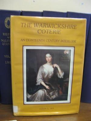 The Warwickshire Coterie: An Eighteenth Century Interlude: Hey, Colin G.